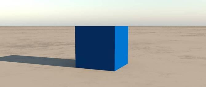 bluecube